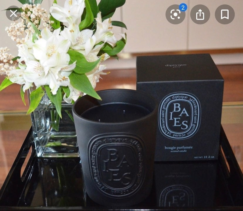 Diptyque Baies 600g candle NEW
