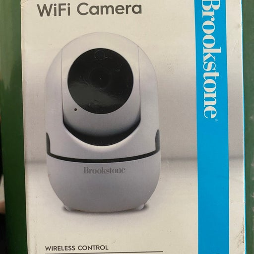 Brookstone wifi Camera