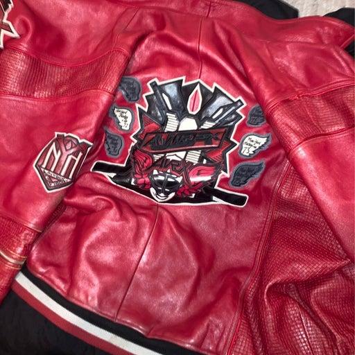 Classic 90s Avirex bomber jacket new yor