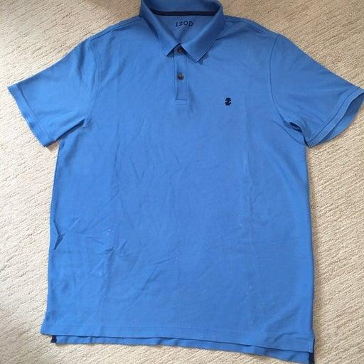IZOD Men's Short Sleeve Polo Shirt