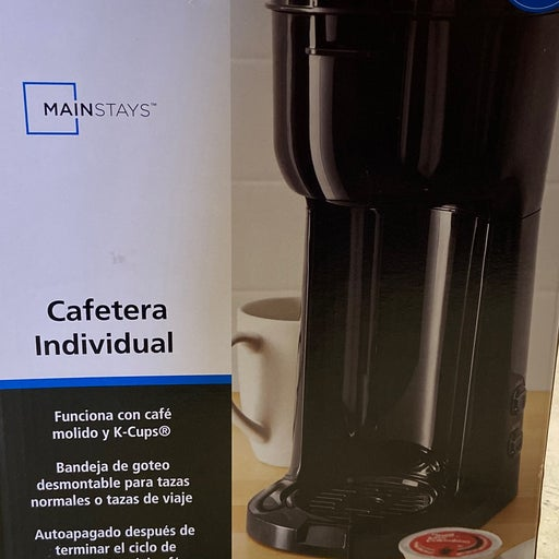 Mini k-cup maker