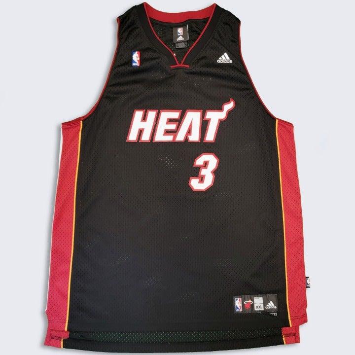 Adidas Miami Heat NBA Fan Shop | Mercari