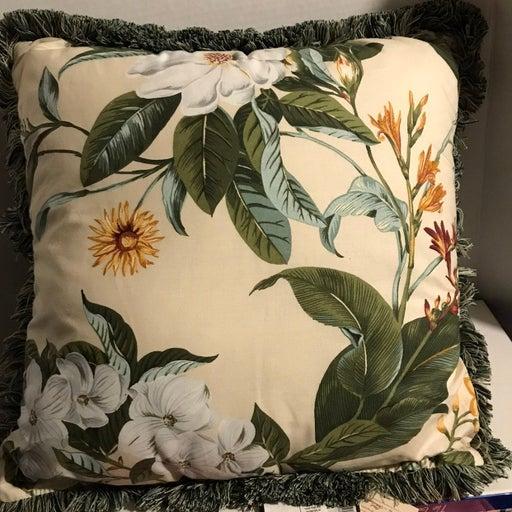 Garden pillow nwt