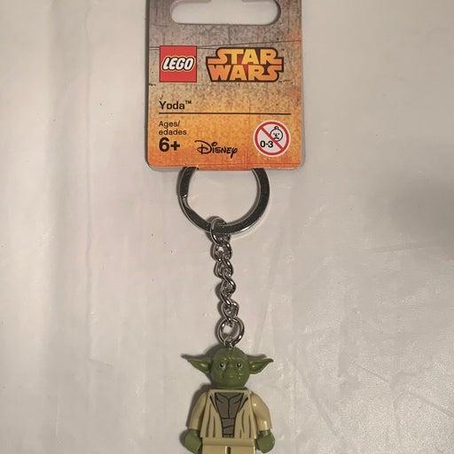 LEGO Star Wars Yoda Keychain