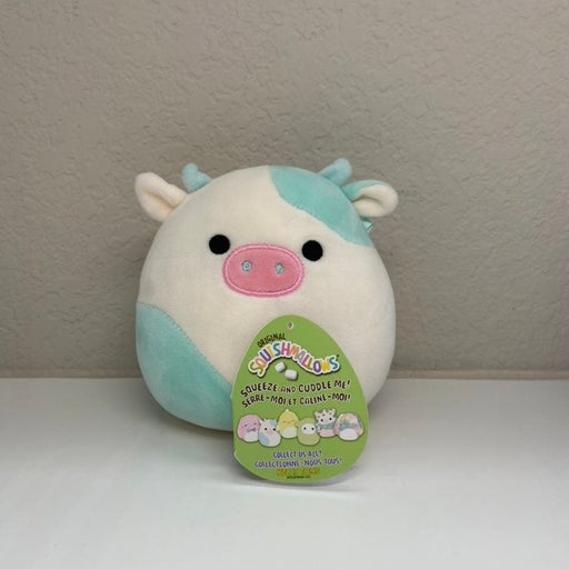 Belana the Cow Squishmallow 5 inch