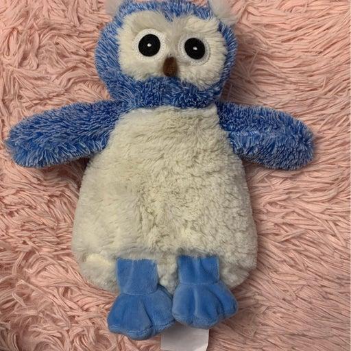 Cozy Hugs Microwavable Hot & Cold Aromatherapy Plush Animal Warmer, Owl