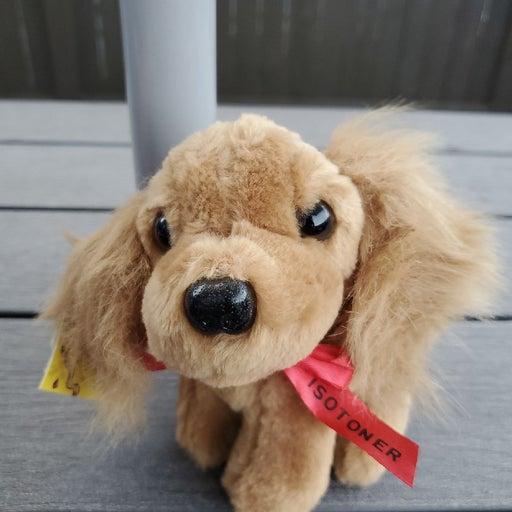 Isotoner dog plush