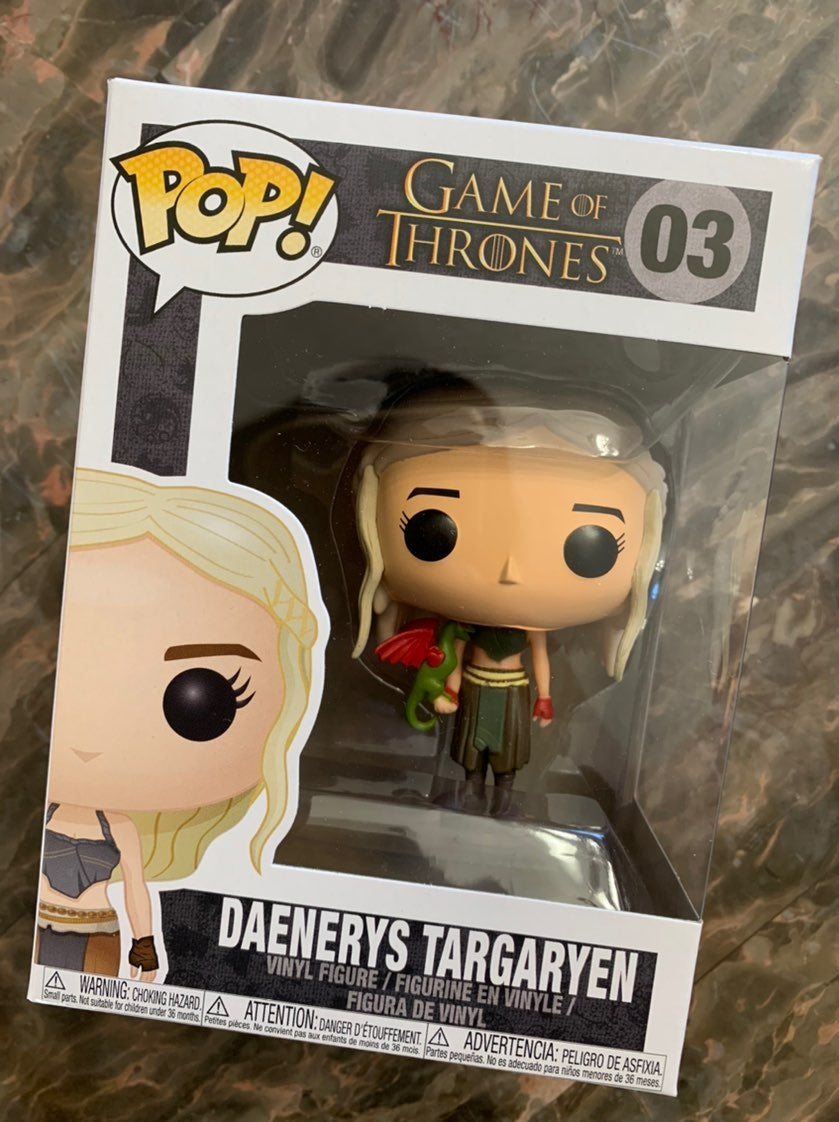 Game Of Thrones Daenerys Funko Pop