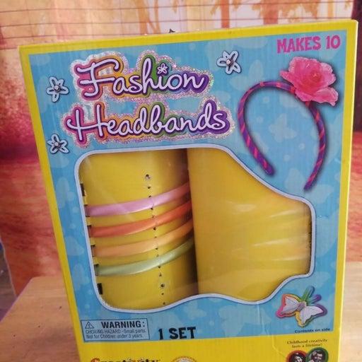 Fashion Headbands - Headband decorating