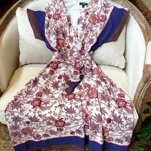 Midi Ralph Lauren dress