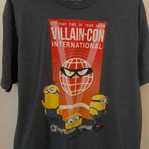 Despicable Me  T shirt
