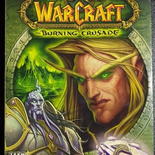 World of Warcraft Burning Crusade Expans