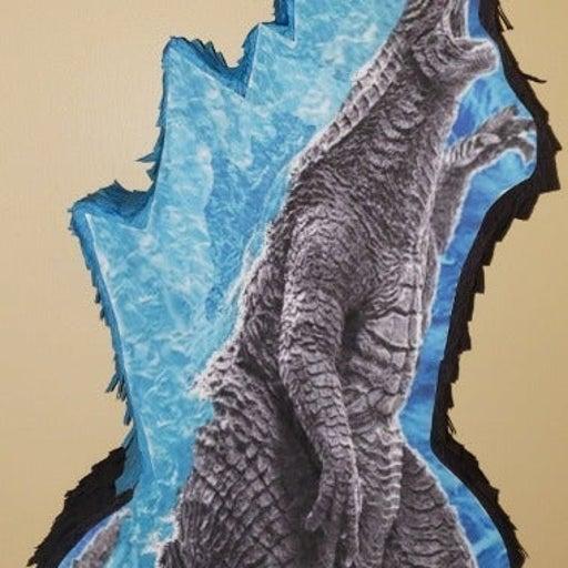 Godzilla Pinata