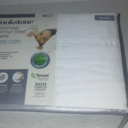 Brookstone BioSense King 6pc $216.98 New