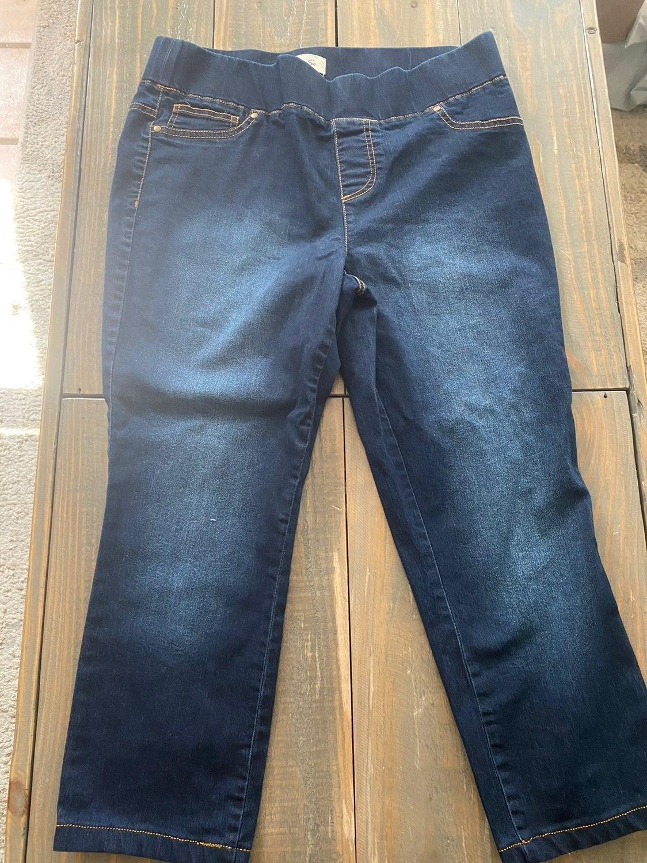 PER SE CAPRI Jeans Size M