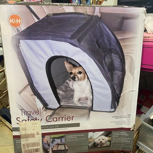 Travel Safety Pet Carrier large size