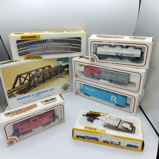 Bachmann Ho Scale Electronic Train Set