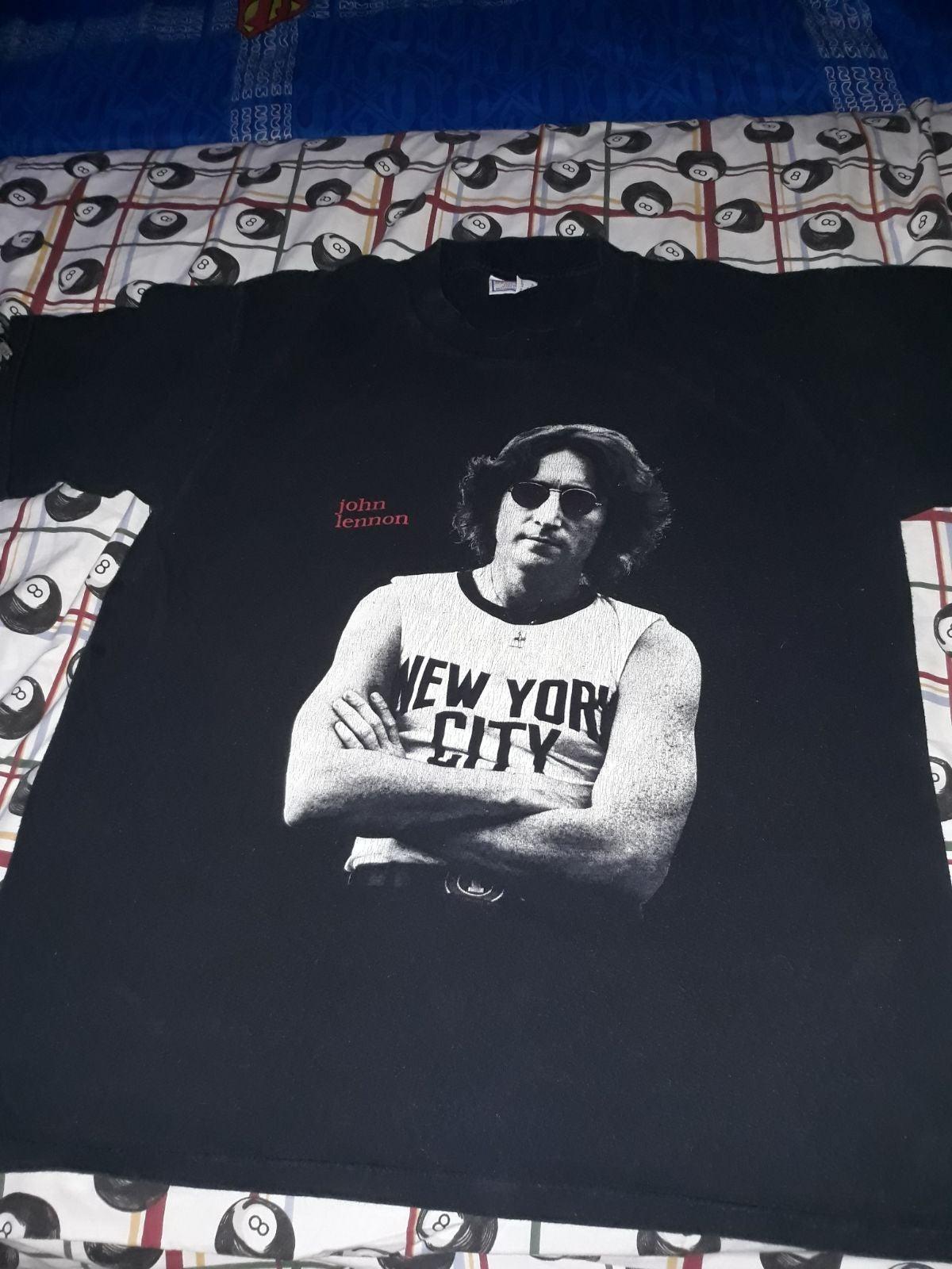 Vintage John Lennon shirt
