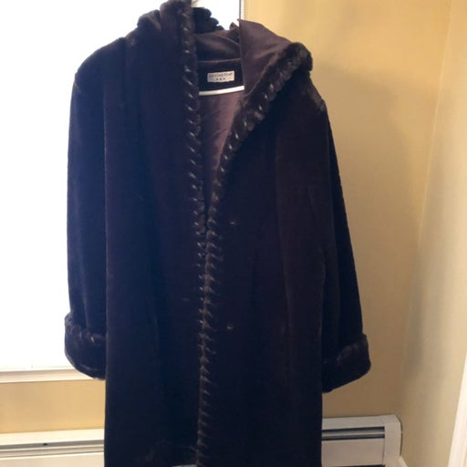 Covington fur coat