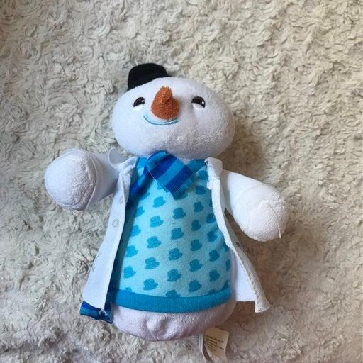 Plush Chilly Doc McStuffins