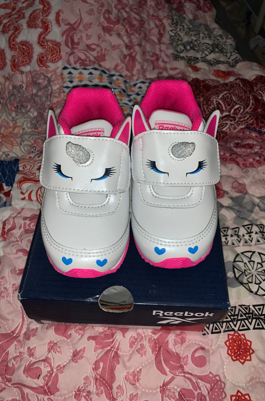 New Reebok unicorn royal shoes T6