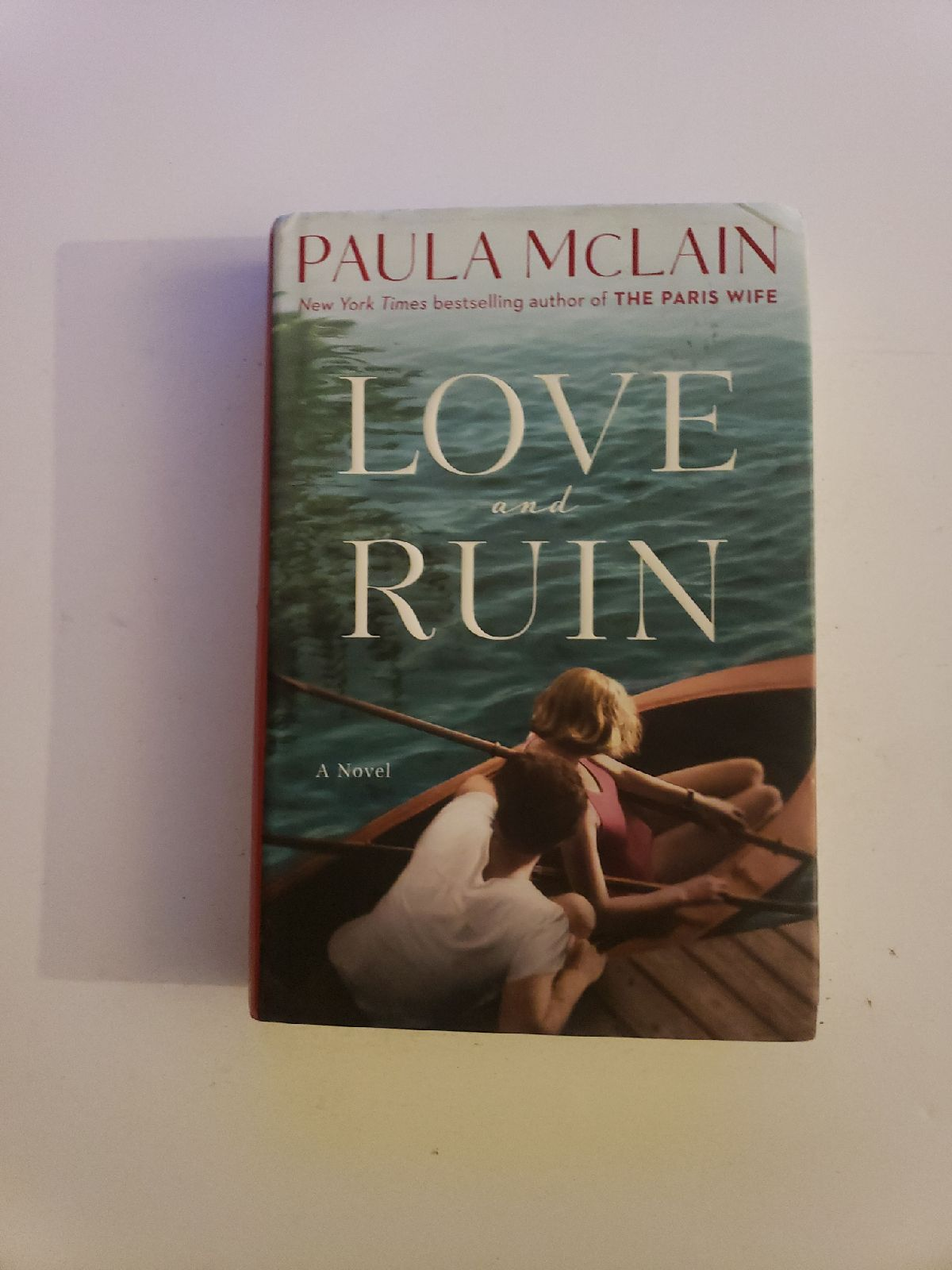 Love And Ruin 1st Edition