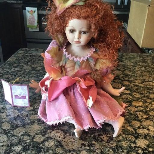 Sweet Dream & Beass Key Porcelain Dollls