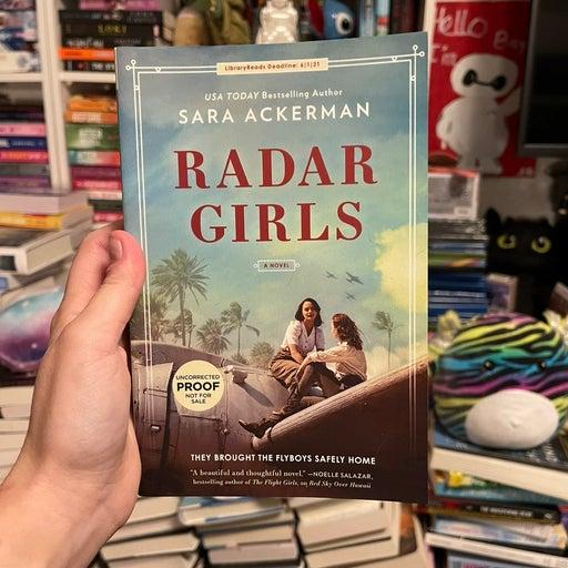 Radar Girls ARC
