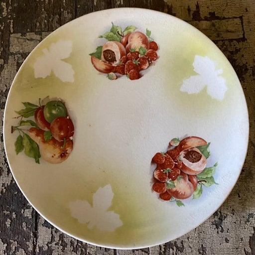 Vintage C.P. Co. Crown Pottery Plate