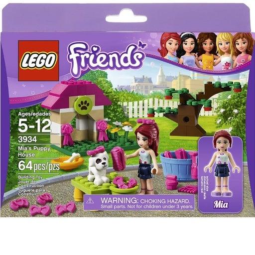 LEGO Friends Mia's Puppy House 99% Compl