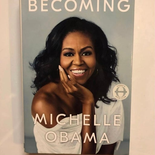 1stEd. Becoming Michelle Obama