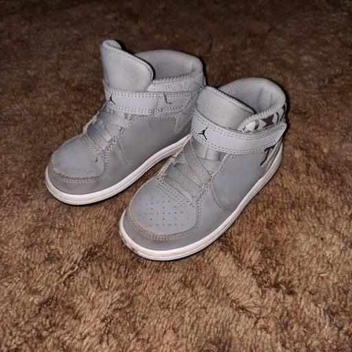 Jordan Kids shoes size 8c