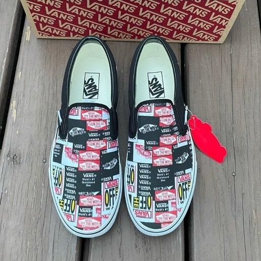 New Authentic Vans Mens Shoe