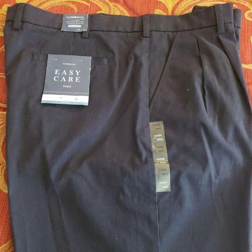 pants men Brand New Very nice Navy Blue