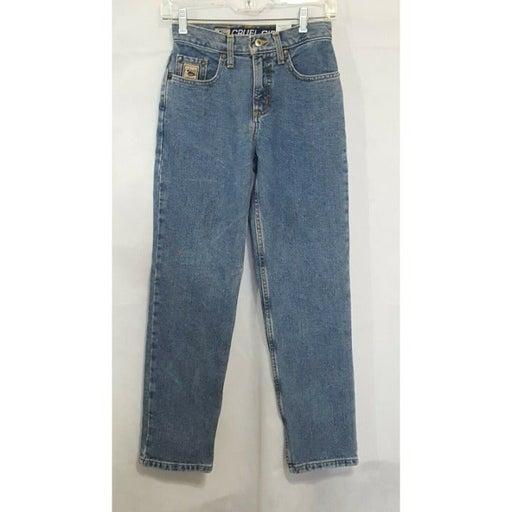 Cruel Girl Jeans Girls Size 12 Slim