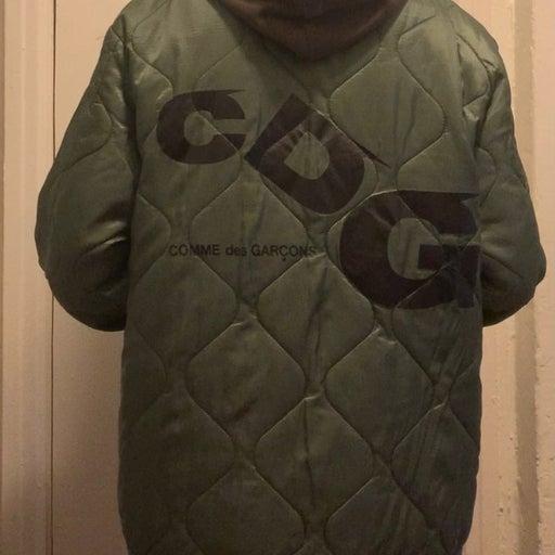CDGCDGCDG Liner Jacket
