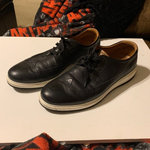 Johnston & Murphy Elliston Embossed Shoe