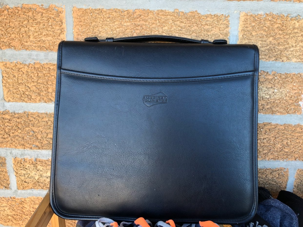 American Tourister Briefcase