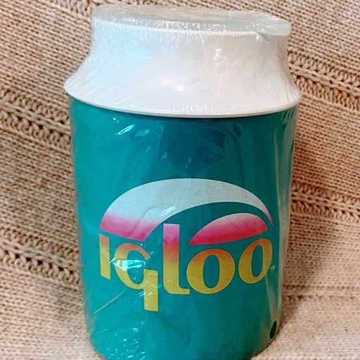 RARE Vintage igloo thermos mug cup