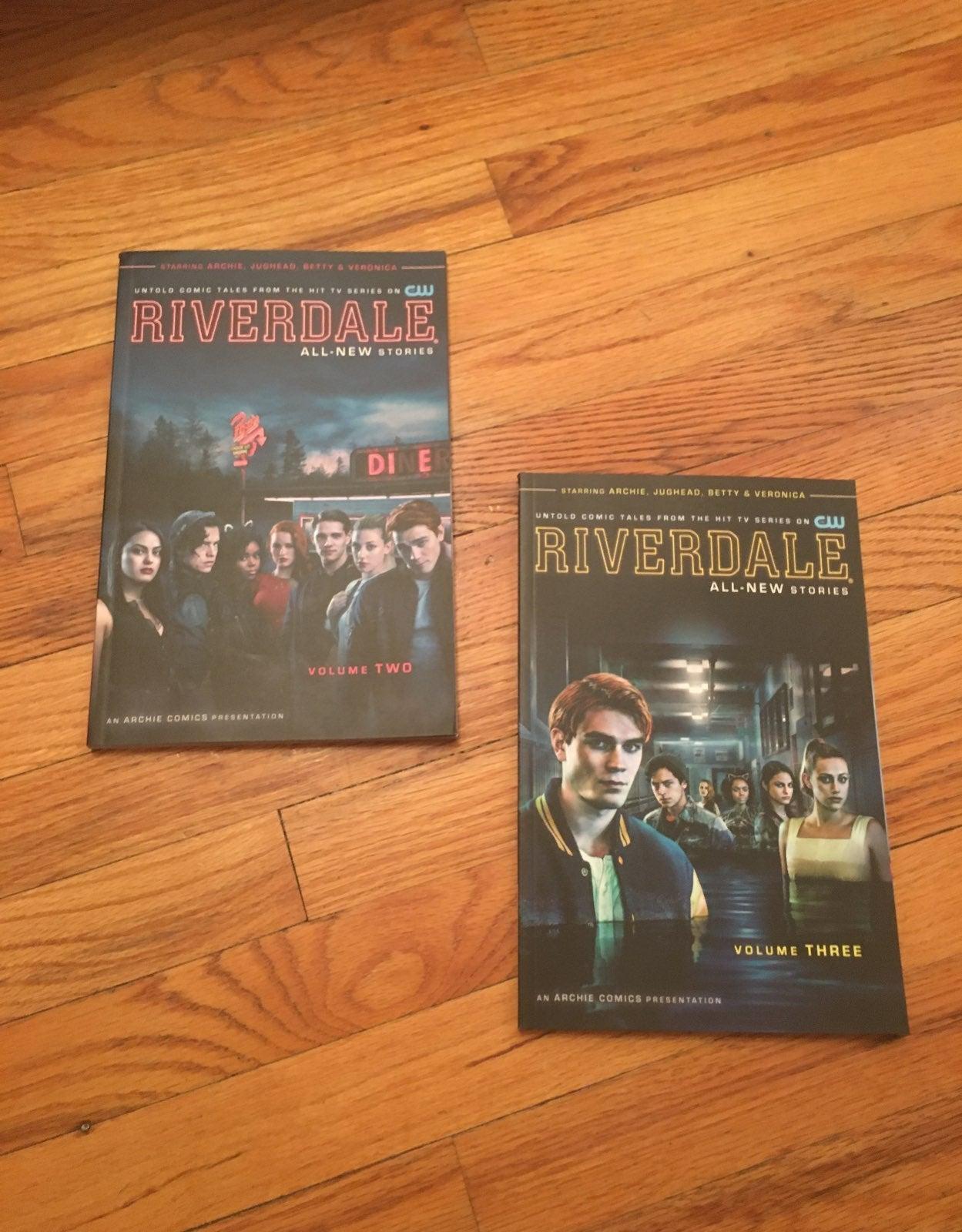 Riverdale Comics 2 & 3