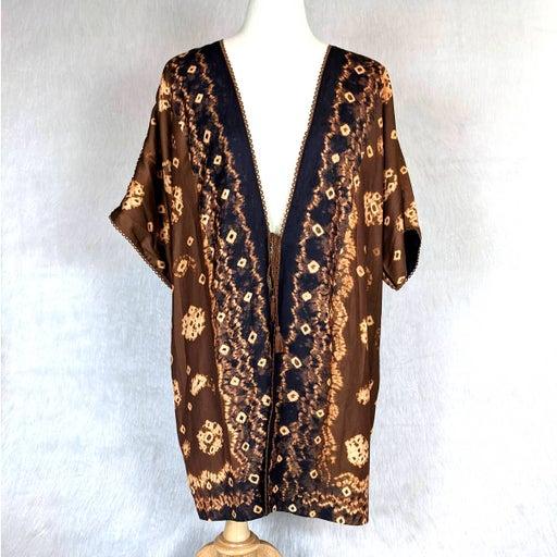 Soft Surroundings Boho Kimono Cardigan