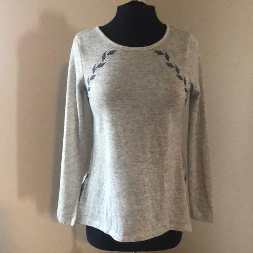 Cruel Girl Gray Sweater