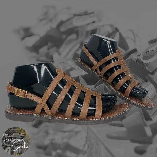 Sam Edelman Brown Garland Sandals - Size 7.5 - Women