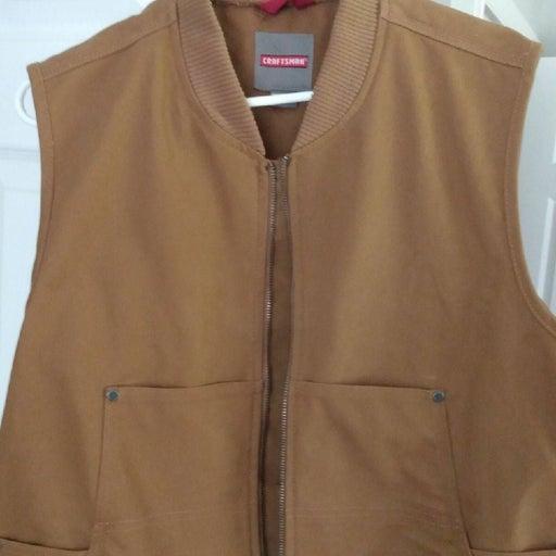 Craftsman work vest