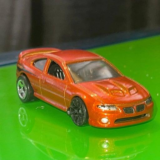 Hot Wheel Pontiac GTO