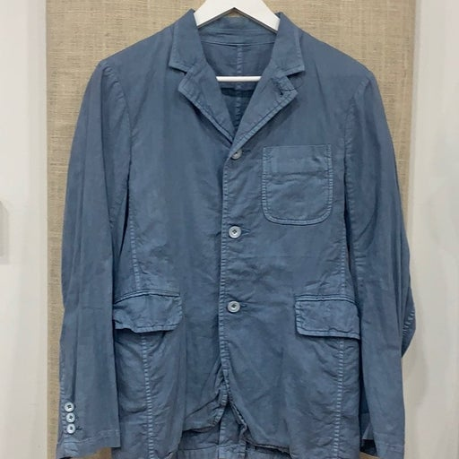 Needles japan, over-dyed chore coat
