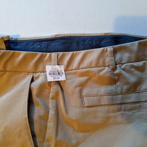 Men's Izod Dress Casual Pants - 36/32 -