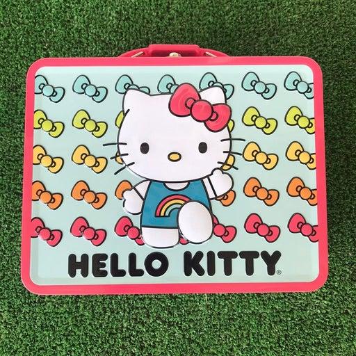Sanrio Hello Kitty Tin Lunch Box