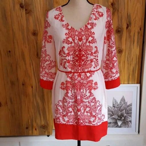 Bohemian sheath dress