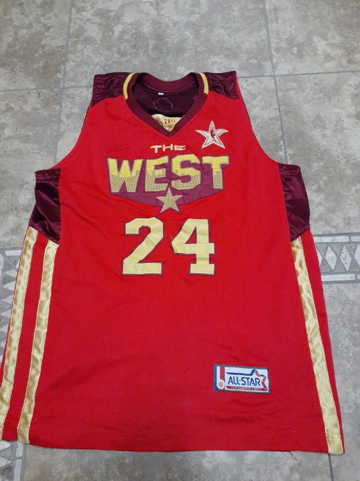 All Star basketball Jersey Mens XL